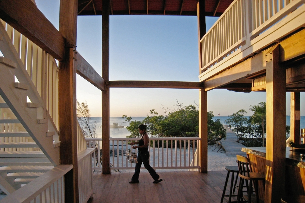 Driftwood Lodge, Caye Caulker, Belize  - 063