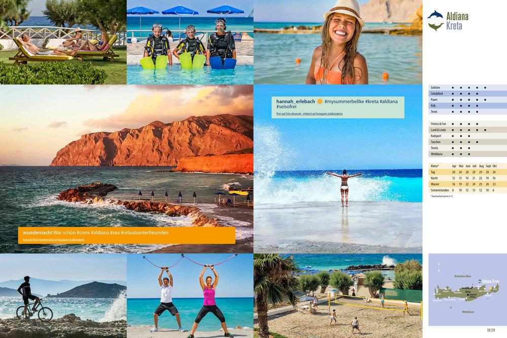 Aldiana Katalog Sommer 2017 Club Kreta Lifestyle