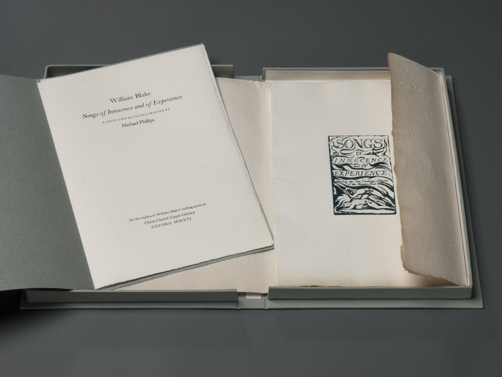 Limited Edition print set of William Blake Songs of Innocence and of Experience.jpg