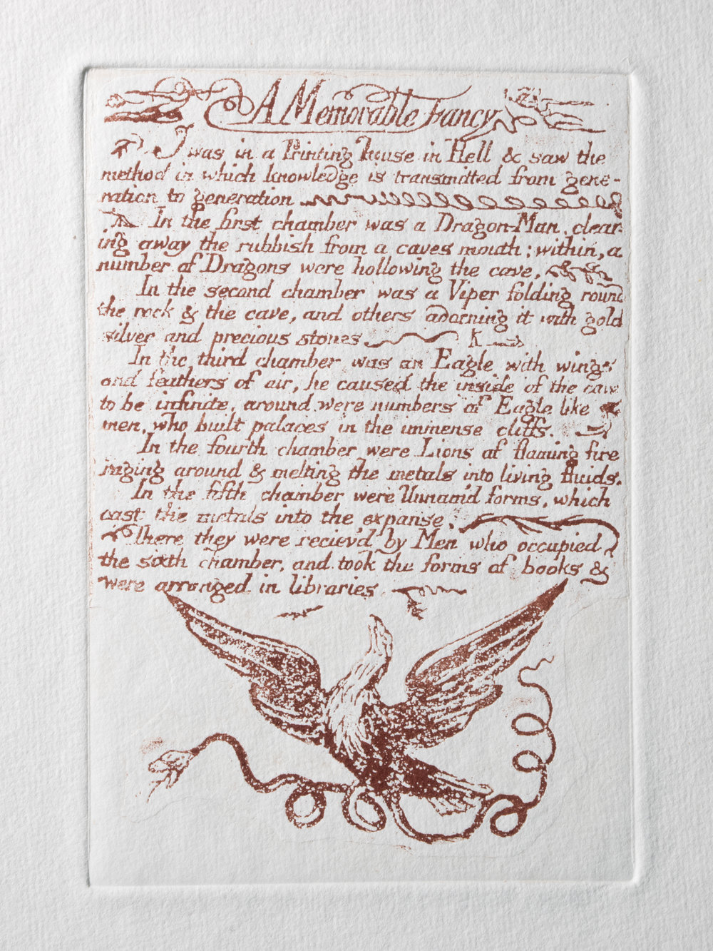 Copy of 'a Printing House in Hell'