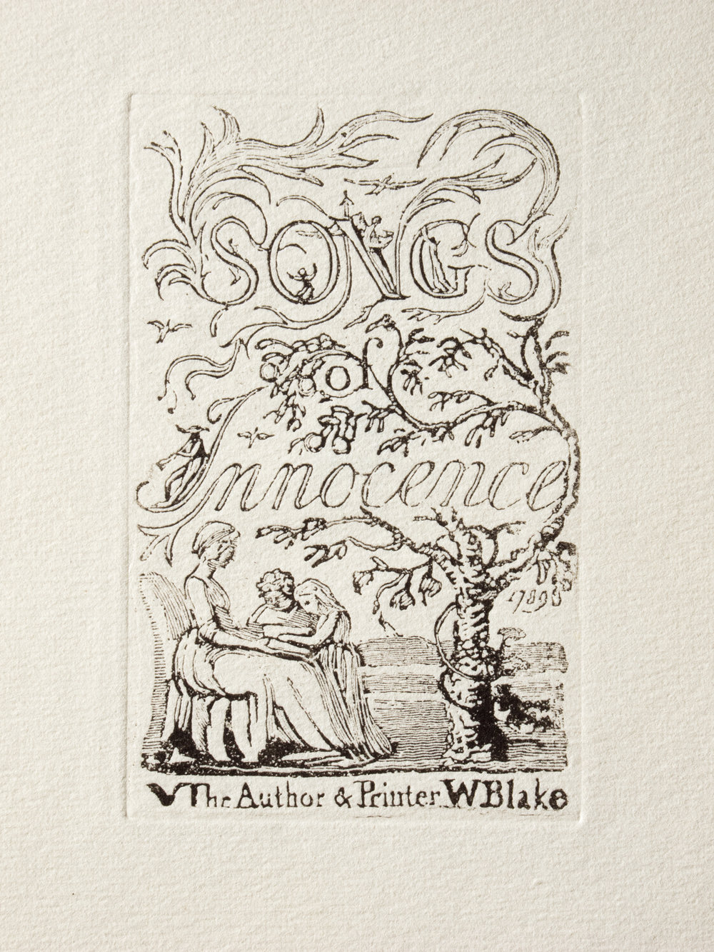 Title Page from Songs of Innocence by William Blake.jpg