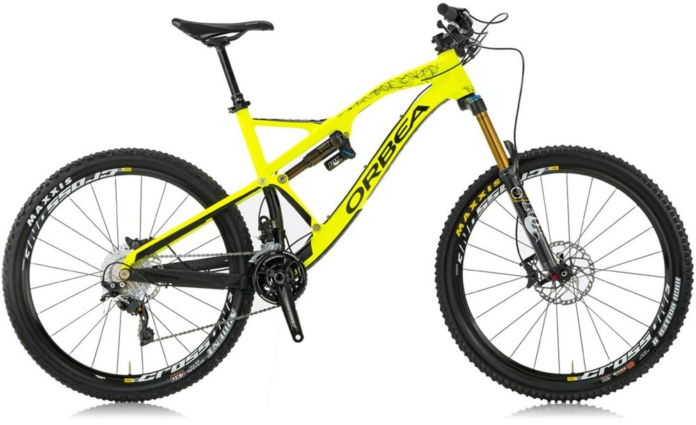Is this the new definition of a modern Mountain Bike?