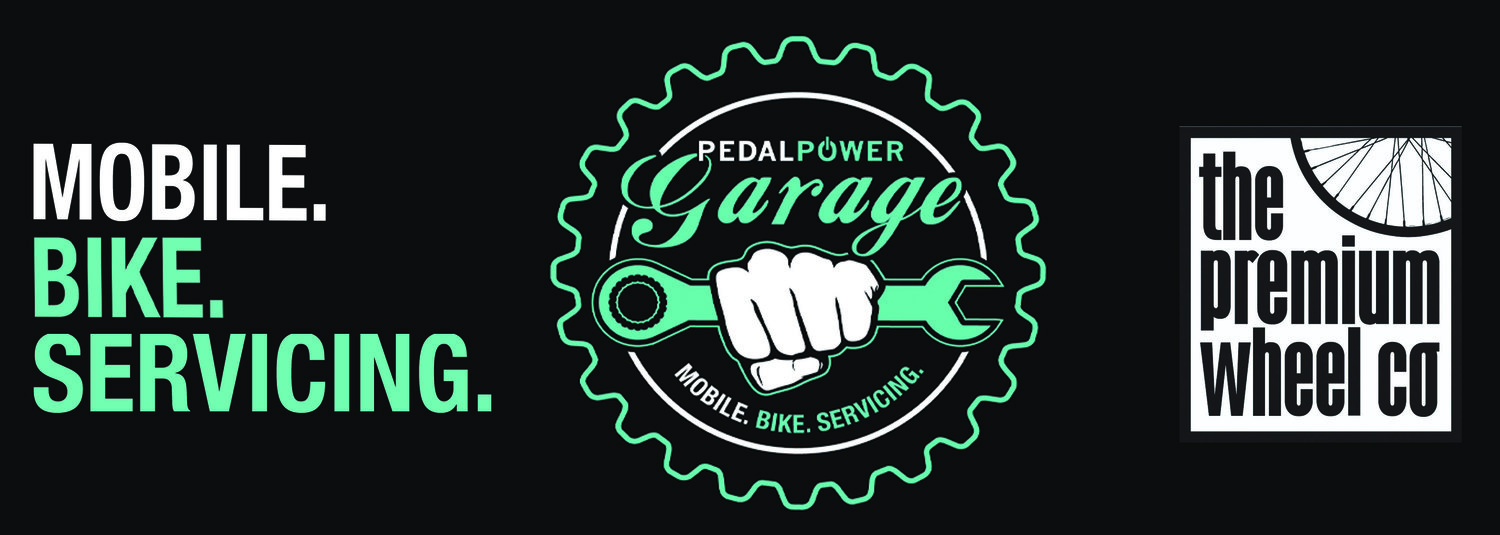 Pedal Power Garage Mobile Bicycle Shop