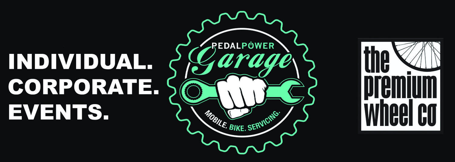 Pedal Power Garage