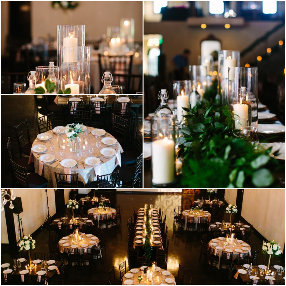 Catering by Royal Fig; Rentals by Whim; Lighting by Randal Stout