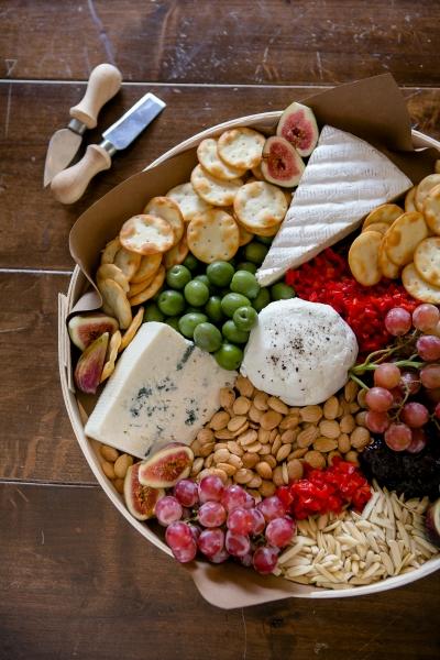 Artisan Cheese Tray