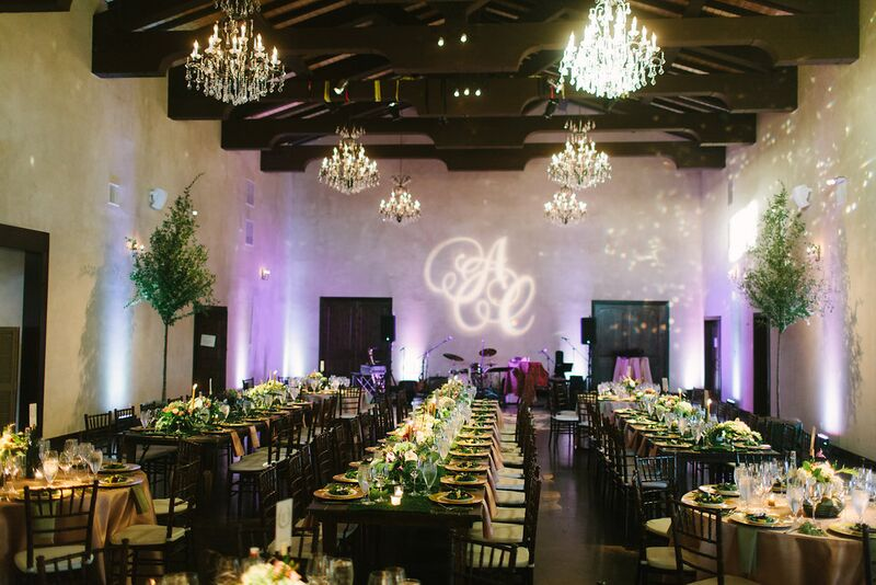 Rentals by Whim Event Rentals; Lighting by Altared Weddings