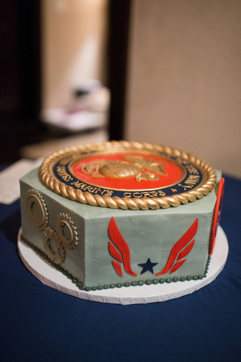 Groom's Cake: Sweet Treats Bakery