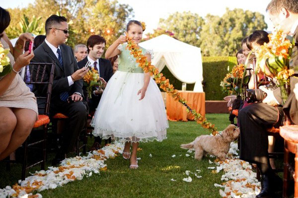 Fun Flower Girl Ideas That They Will Love | Ma Maison Blog