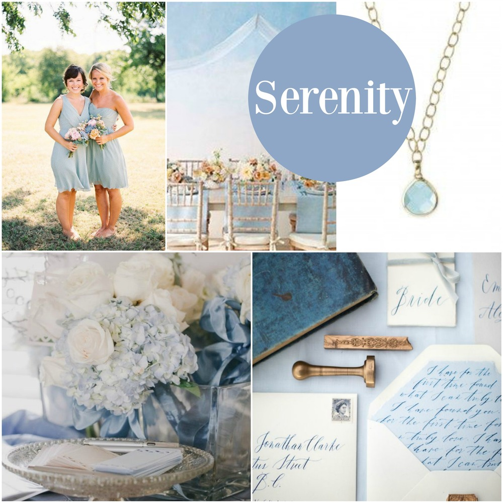 Serenity | Color Trend | Ma Maison Blog
