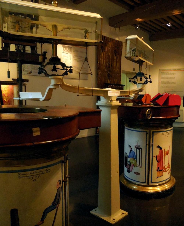 Museum La Maison des Canuts in la Croix Rousse – Silk cocoons steamers  - XiXth century
