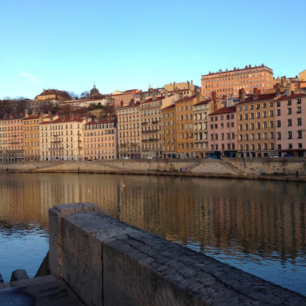 Lyon – La Saône