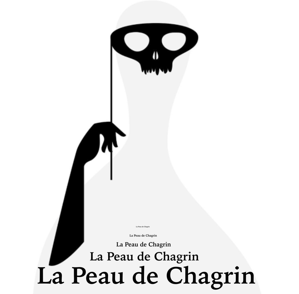 Conversations around LA PEAU DE CHAGRIN, a novel by Honoré de Balzac