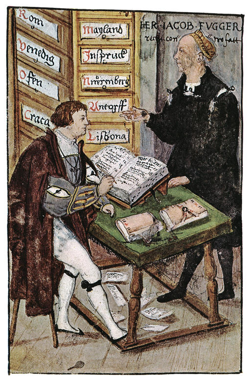 JACOB FUGGER (1459-1525) © Granger Historical Picture Archive / Alamy Stock Photo
