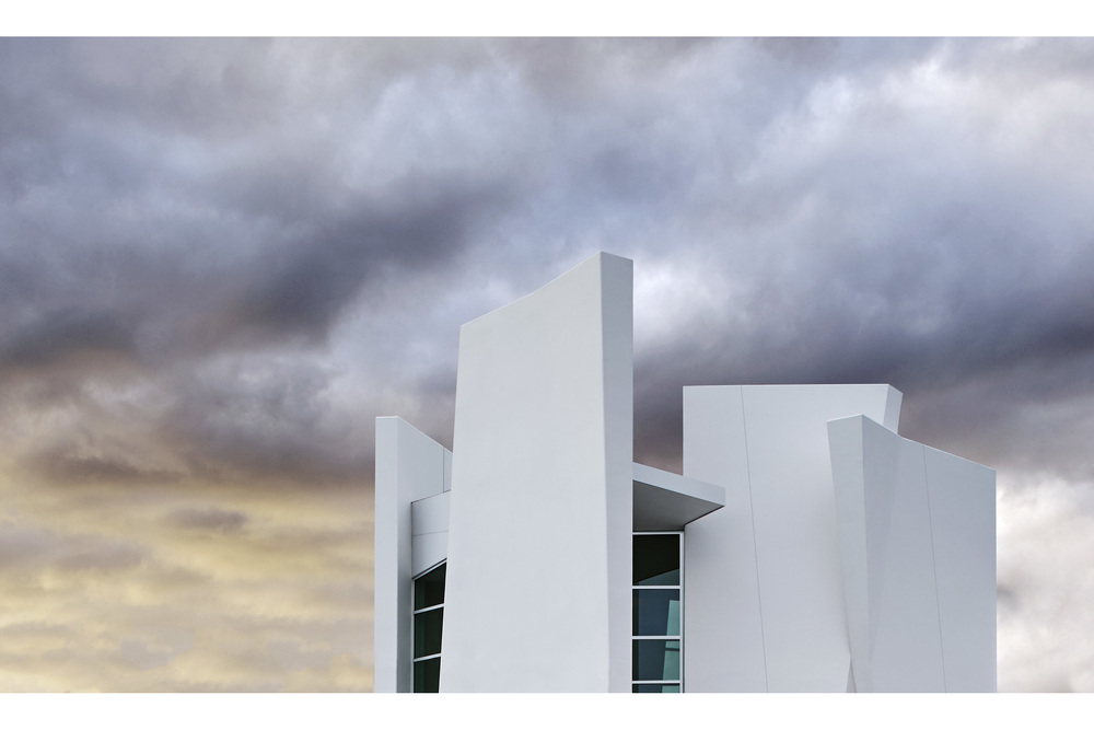 Robert Benson Photography, Lynn University, Snyder Sanctuary.  Professional Architectural Photography.
