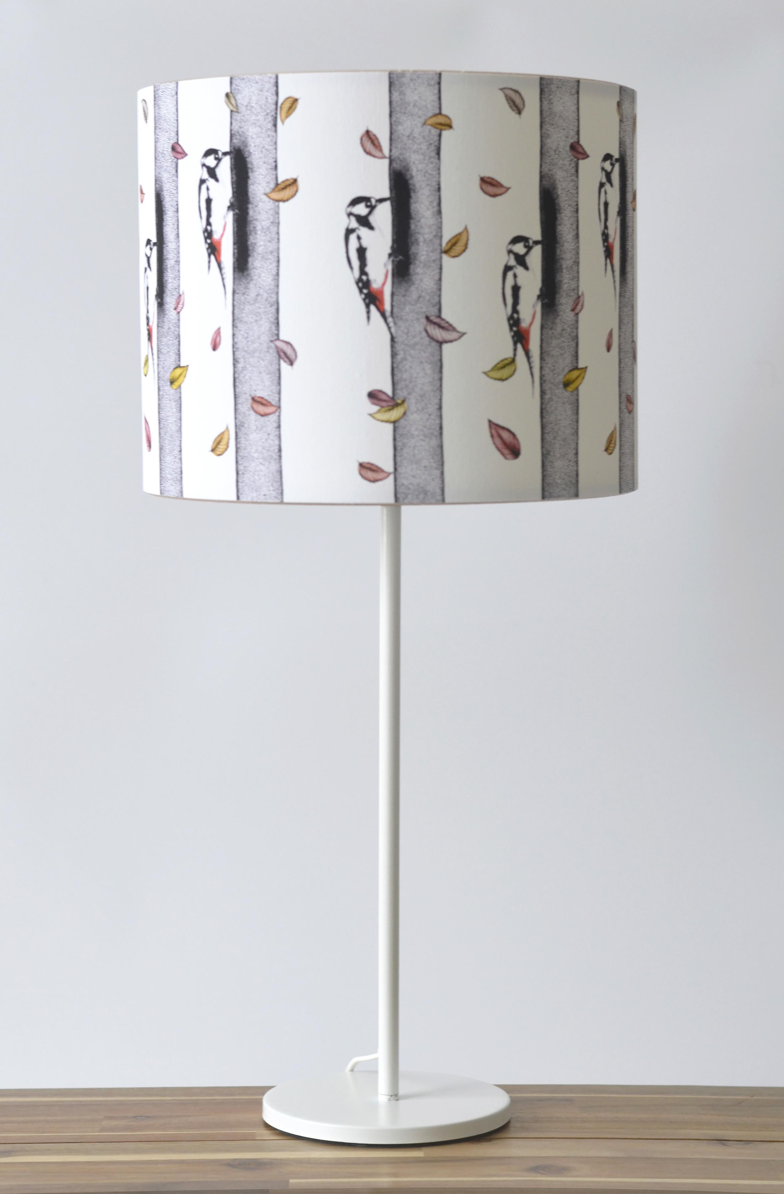 lighting lamp shades. WOODPECKER LAMPSHADE Lighting Lamp Shades