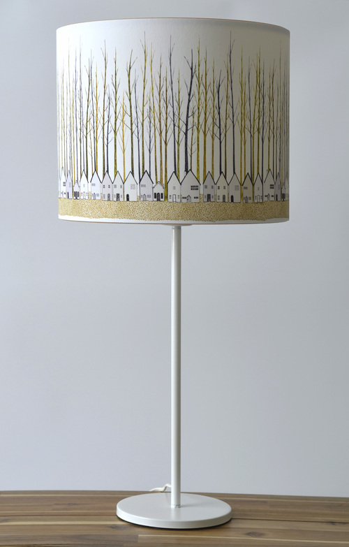 Lampshades a northern light the street lampshade aloadofball Image collections