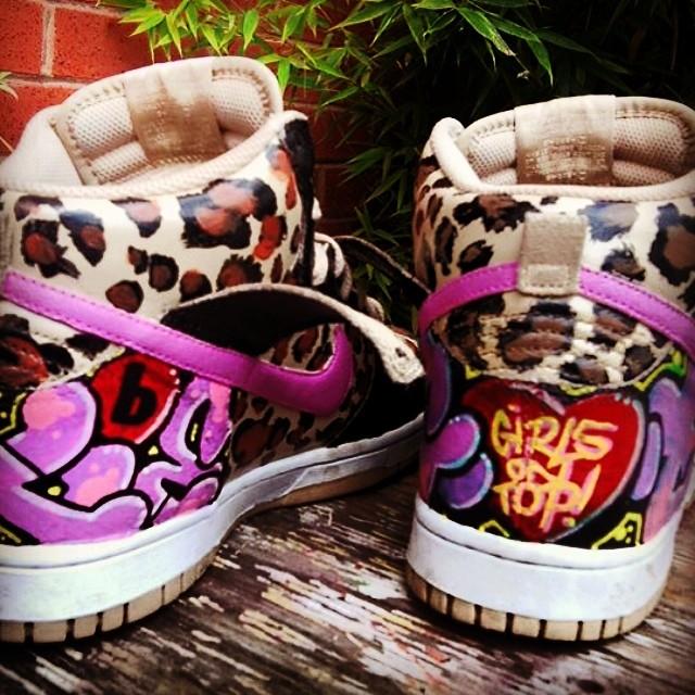 #Kicks #nike dunks by Emptea K.B #girlsontopcrew