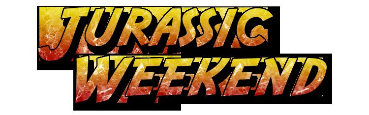 jurassic weekend