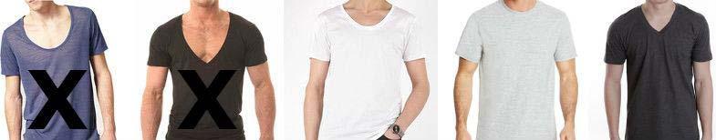 LinkedIn profielfoto t-shirts mannen