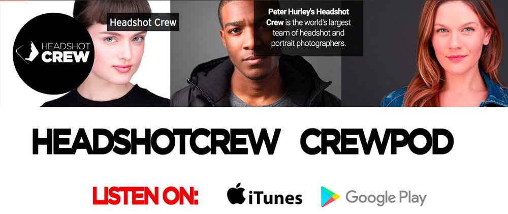 HeadshotCrew CrewPod