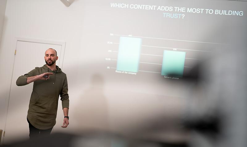Een écht imago bouwen - met social media en content die er toe doet!