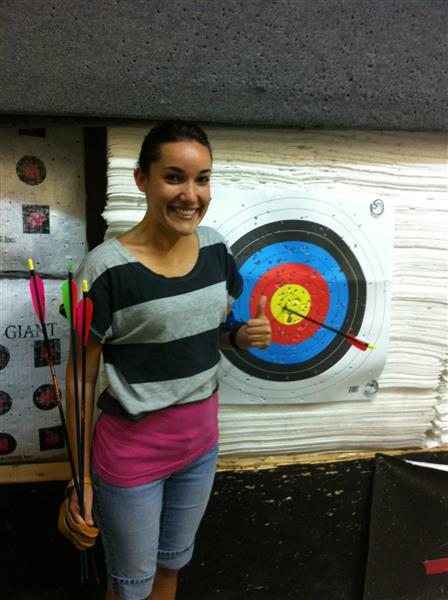 FAU Students Gets First Bullseye at Old PBA Shop