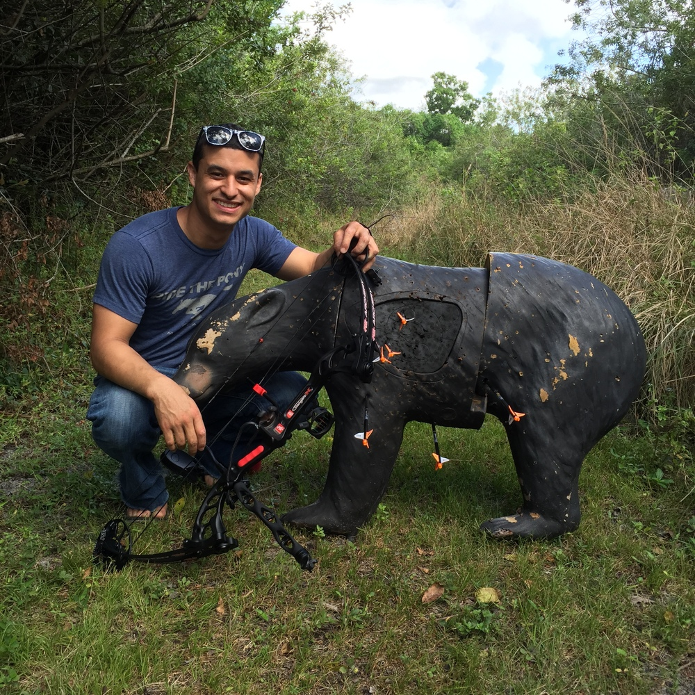Member Javier Hernandez - First Hunt?