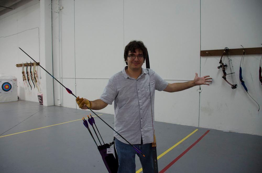 Donovan Can't Believe He Got a Robin Hood