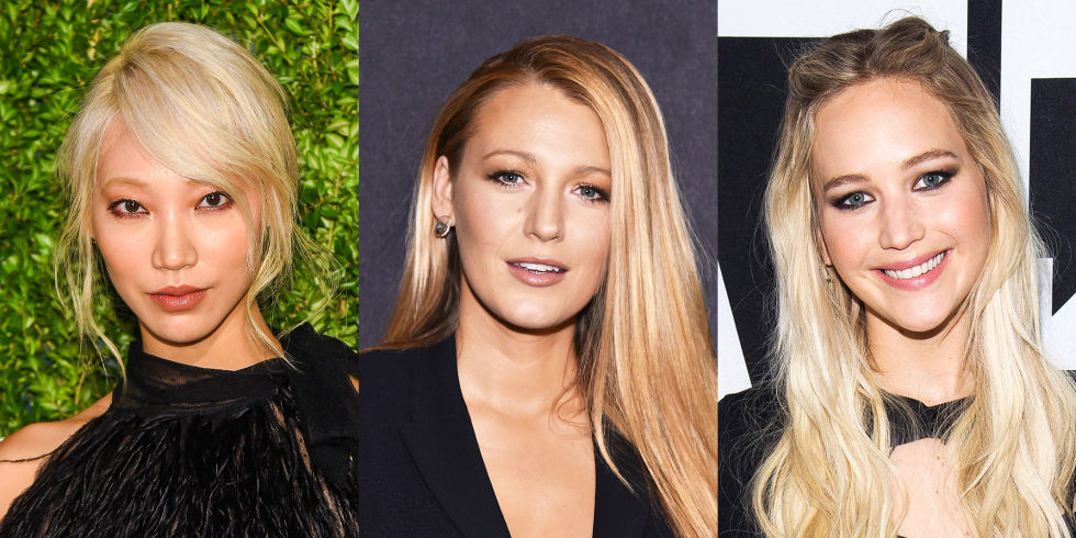 8 Yummy Hair Colors To Try For Spring Bohyme