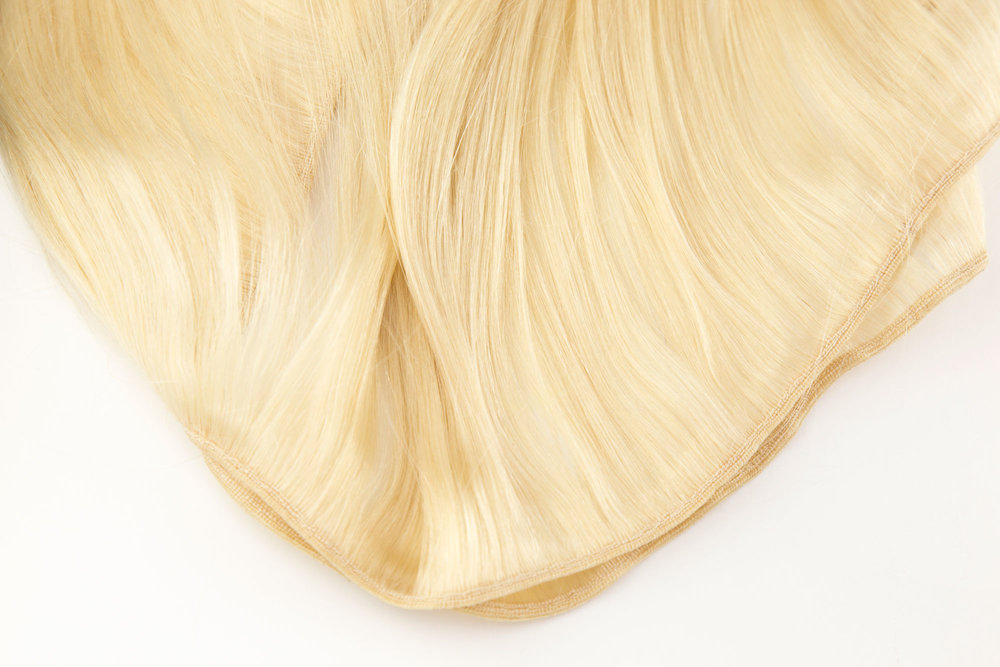 Extraordinary Flat Weft - The Bohyme® Seamless Weft™ is 30% thinner than our traditional wefts while still maintaining its exceptional strength and durability.