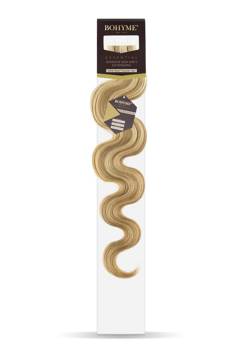 "1.5"" Adhesive Tape-In Body Wave"