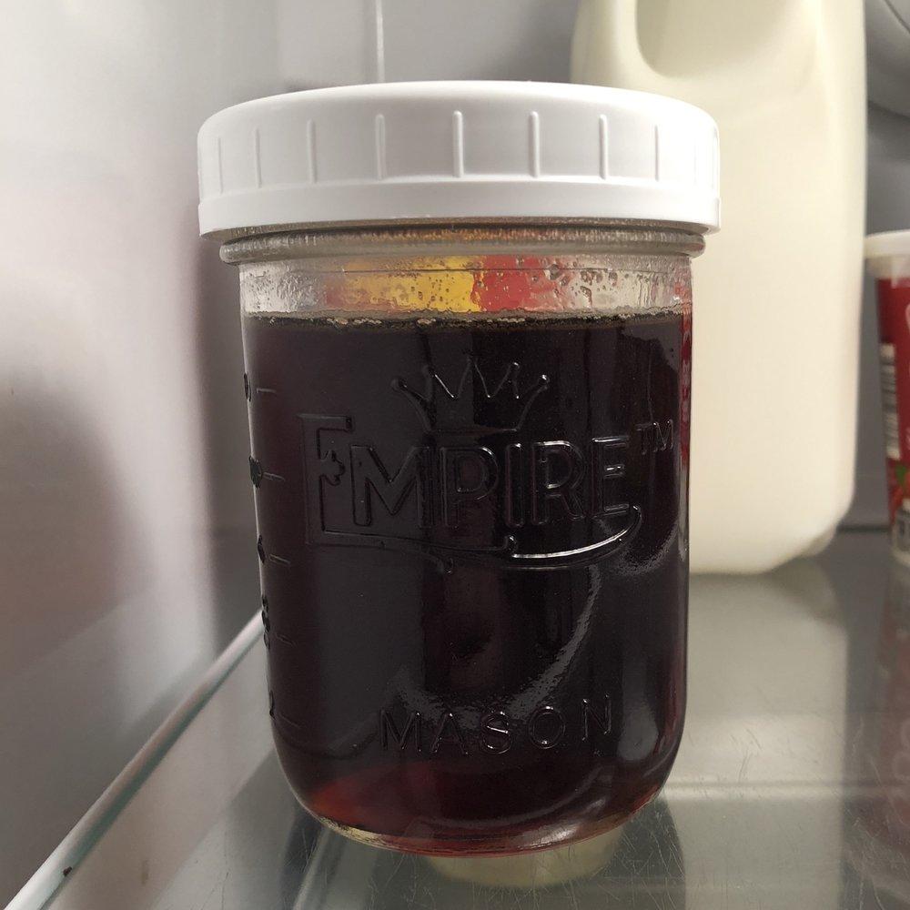 Maple Syrup - Enjoy generously!