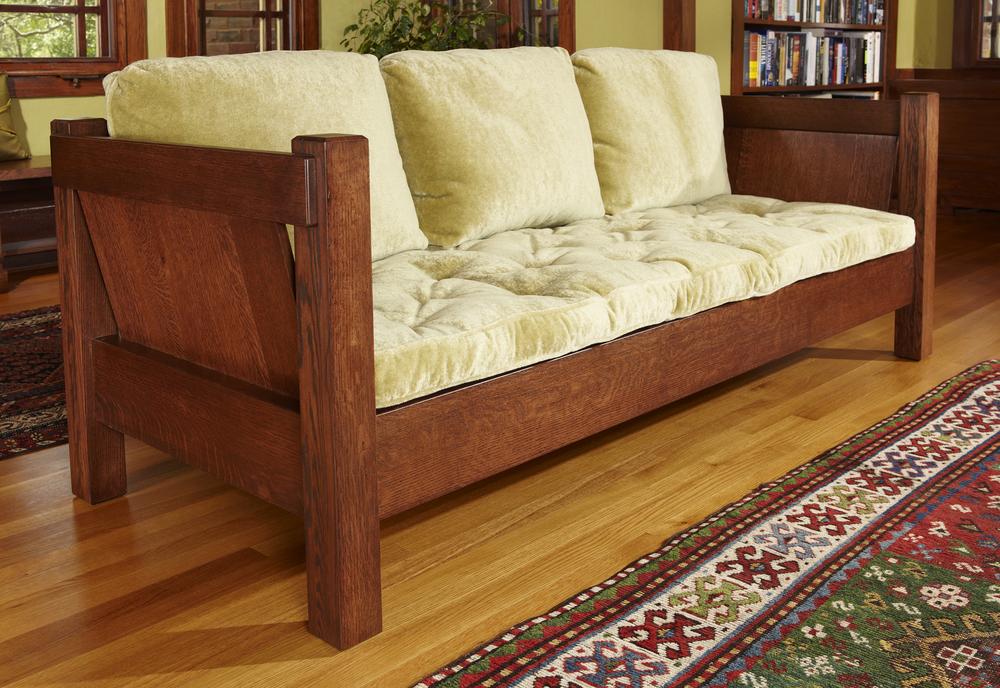 Prairie Style Sofa