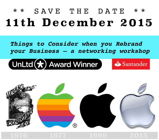 Book tickets here until 10th December > https://rebrandyourbusiness.eventbrite.co.uk