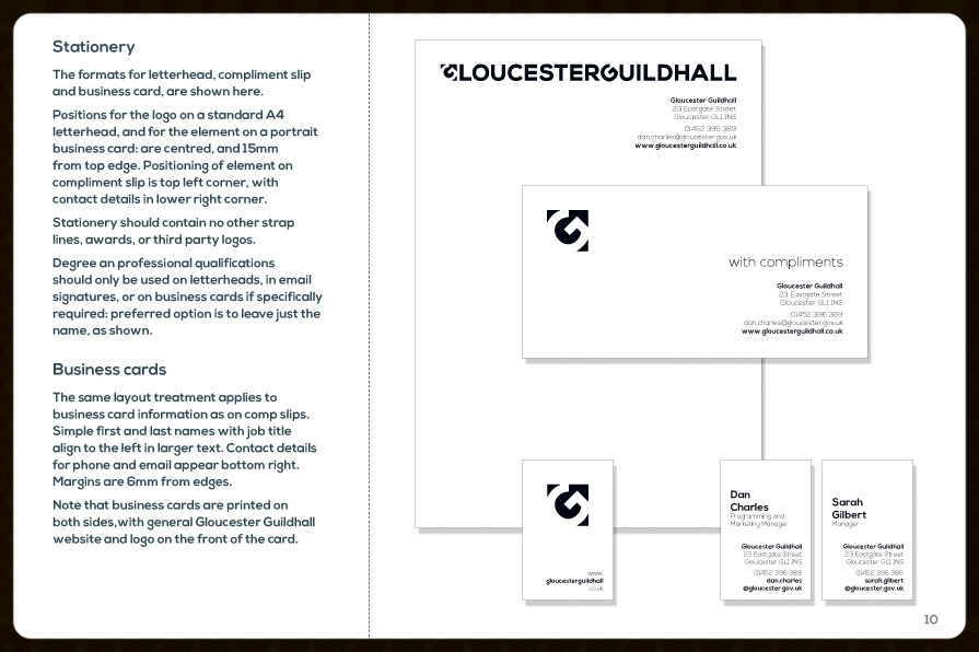 Gloucester guildhall inklings websites and logos gloucester guildhall brand guideg reheart Gallery