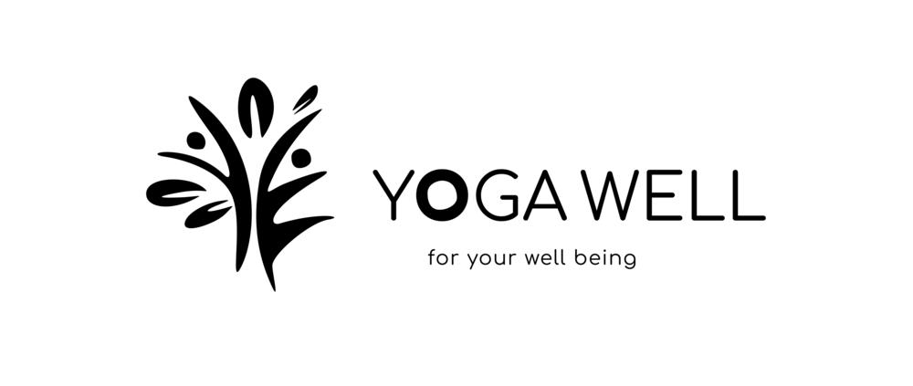 Yoga Well logo revamp