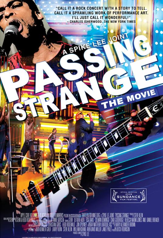 PASSING STRANGE (2009)