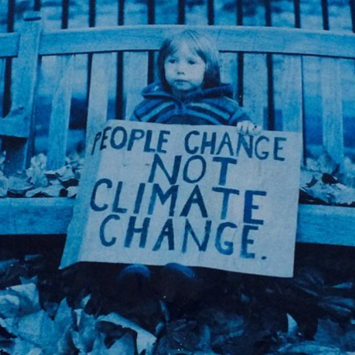There's a whole lotta truth to this sentiment. #knowtomorrow #climatehope #BeInconvenient