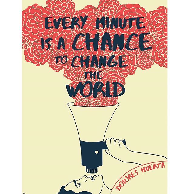 An important reminder: your voice matters.  #knowtomorrow #changeclimatechange  #Repost @amplifierart ・・・ Have you taken the time to vote today? Local elections matter at a local level. Polls are open for a few more hours left on the west coast. Vote now and make a difference in your community. Artwork by @halliejaypope.