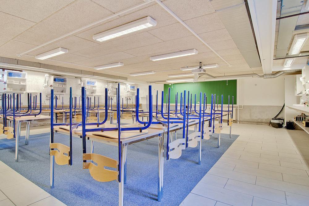 Science- og fysiklokale