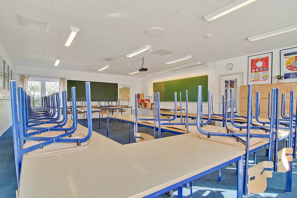 Undervisningslokale A
