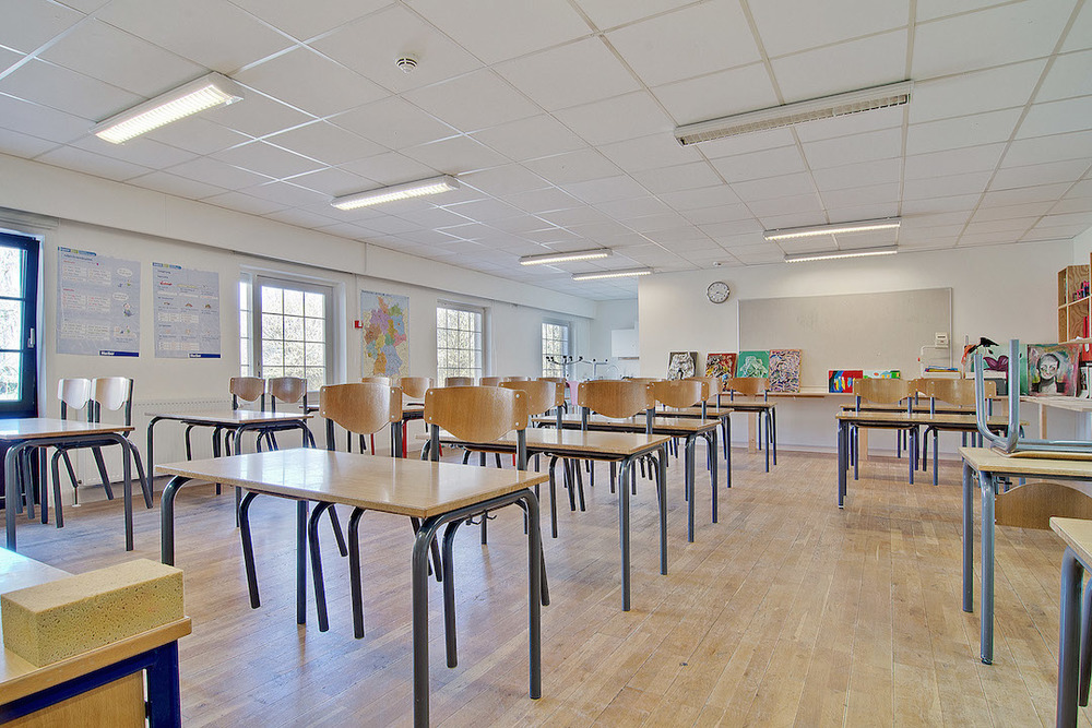 Undervisningslokale B
