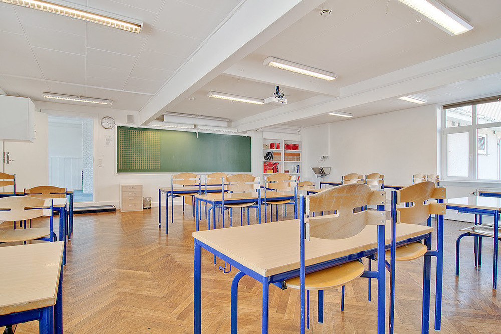 Undervisningslokale D