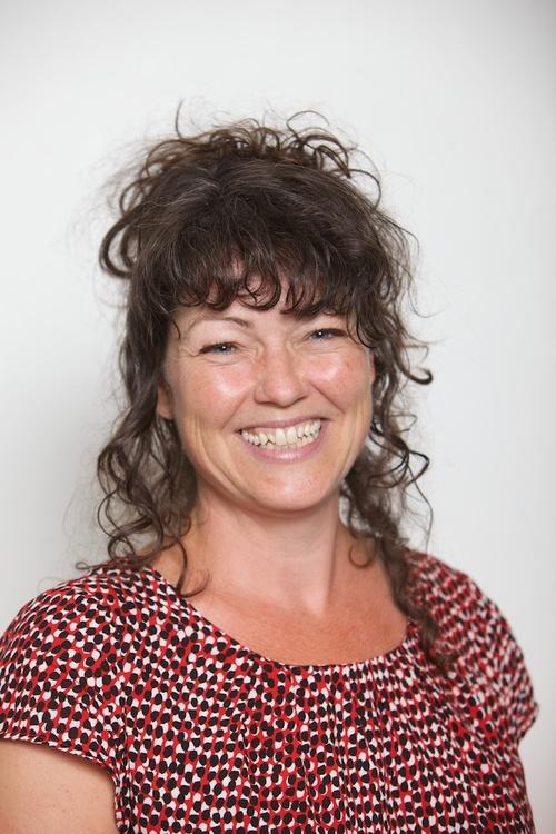 Anja Ohlsen, underviser på TIU. Du kan kontakte Anja på ao@skovboefterskole.dk
