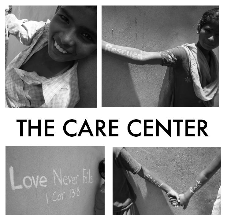 The Care Center - I slumområdet er der særligt mange hjemløse, udsatte og syge børn. Mange bor på gaden eller togstationen, og lever af at spise skrald. The Care Center India er et frirum hvor de har mulighed for at få mad, hjælp og meget andet. Det er et sikkert sted at være for børnene, da det er et udvidet fritidshjem.Vi kan sørge for at de får bedre faciliteter, og får mulighed for at tage hånd om så mage som muligt.