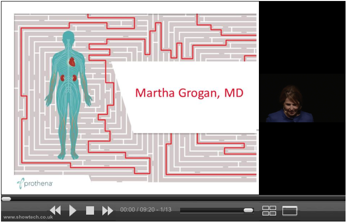 Martha Grogan, MD