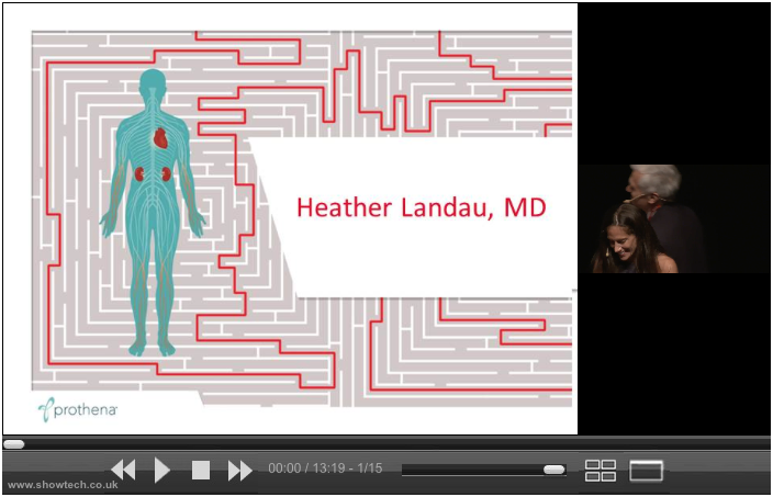 Heather Landau, MD