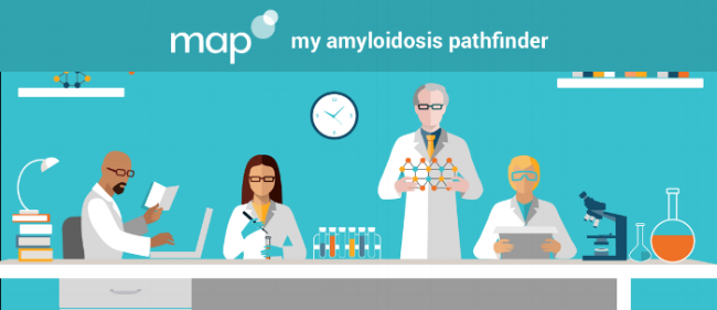 My amyloidosis pathfinder