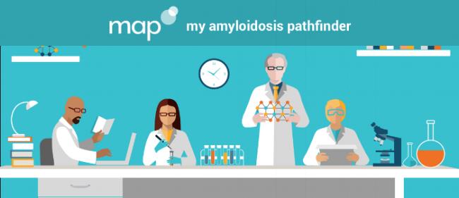 My amyloidosis pathfinder
